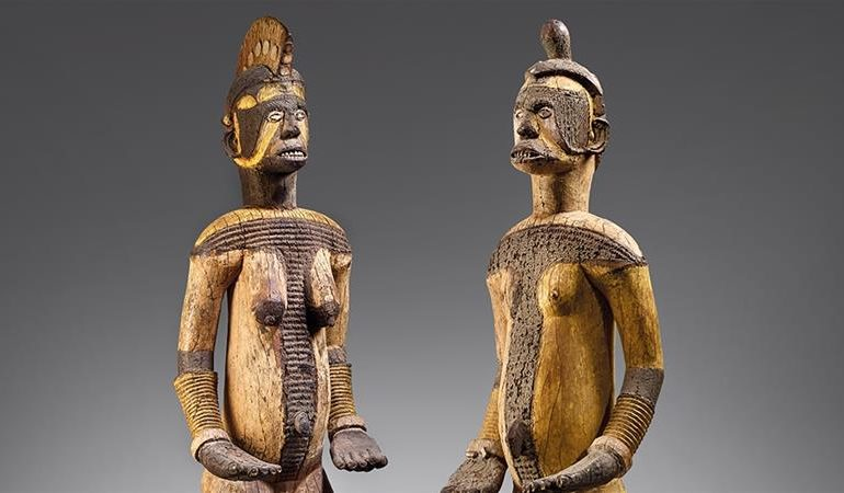 British auctioner sells Igbo statues 'stolen during Nigerian civil war' for N85.6m