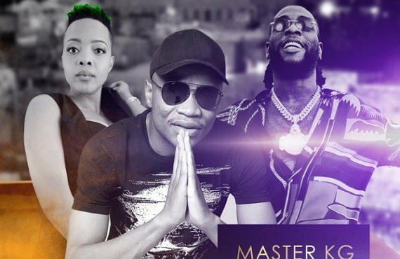 DOWNLOAD: Master KG enlists Burna Boy, Nomcebo for 'Jerusalema' remix