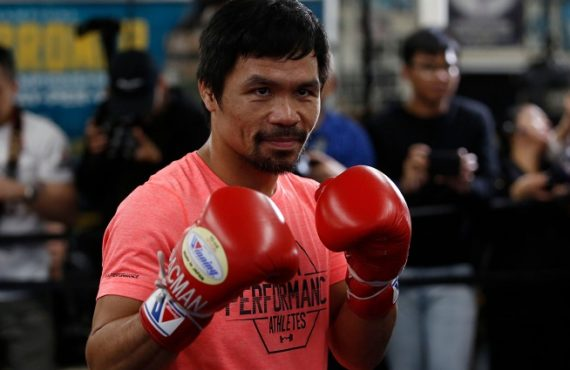 Manny Pacquiao to run for Philippine presidency in 2022