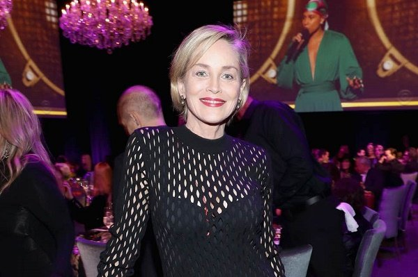 'I was struck by lightning' -- Sharon Stone recounts near-death experience