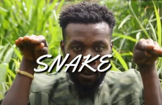 WATCH: 'I'm the snake' — Igbo rapper hits AY Poyoo, Jude Dawam