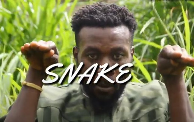 WATCH: 'I'm the snake' — Igbo rapper hits AY Poyoo, Jude Dawam