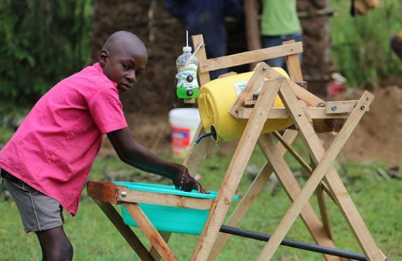 COVID-19: Kenyan boy, 9, who made hand-washing machine, gets presidential…