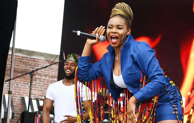 Yemi Alade to join Justin Bieber, Shakira in global COVID-19 response concert