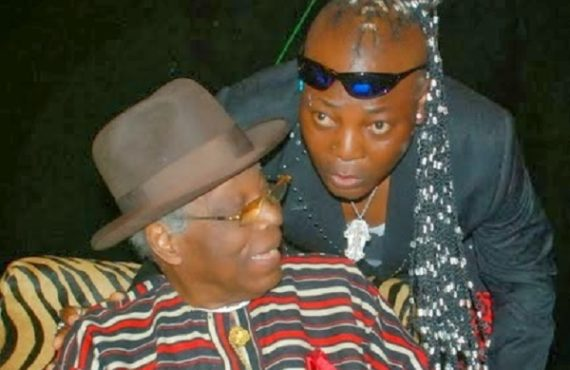 'He was against it' — Charly Boy recounts tussle with father over music career