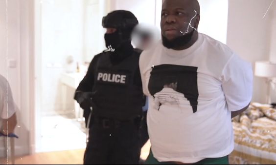 WATCH: How Dubai police busted Hushpuppi, 11 Africans in 'N168bn' cyber-fraud