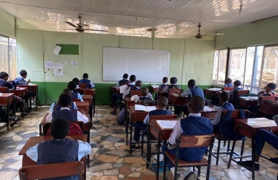 FG bans SS1, SS2 students in unity schools from writing…