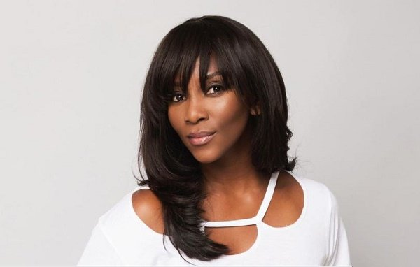 Genevieve Nnaji sets Twitter abuzz with stunning photos