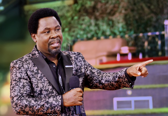 TB Joshua: How God wants me to mark my 57th birthday