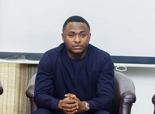 'I was swimming inside the house' -- Ubi Franklin recounts flood experience
