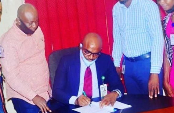 'Nollywood actors will no longer beg for medical help online' – AGN launches HMO