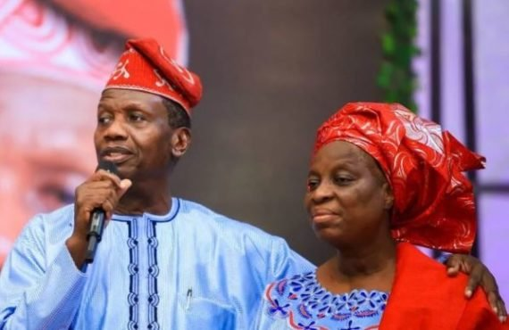 'You're the husband every woman wants' — Adeboye's wife celebrates…