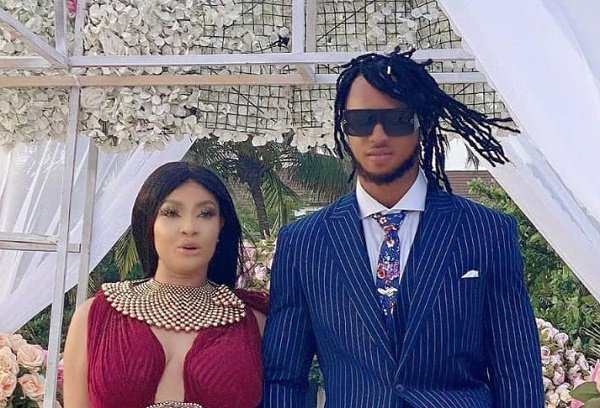 Angela Okorie ties knot with lover at private ceremony