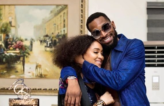 D'banj celebrates 4th wedding anniversary with wife amid rape allegation