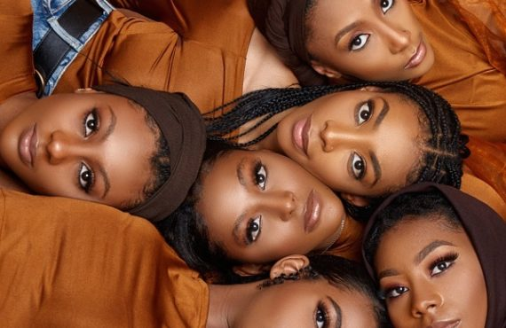 PHOTOS: Bashir el-Rufai's daughters glimmer in festive shoot
