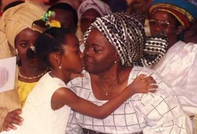 FFK pays tribute to mother 19 years after death