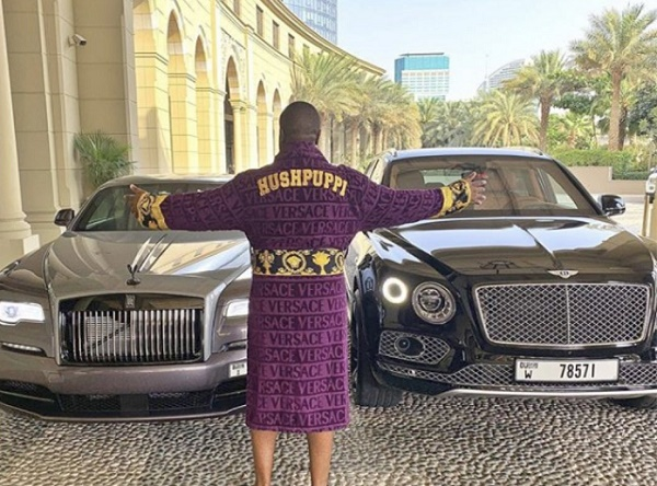 Hushpuppi faces money laundering charges in US court, risks 20 years jail