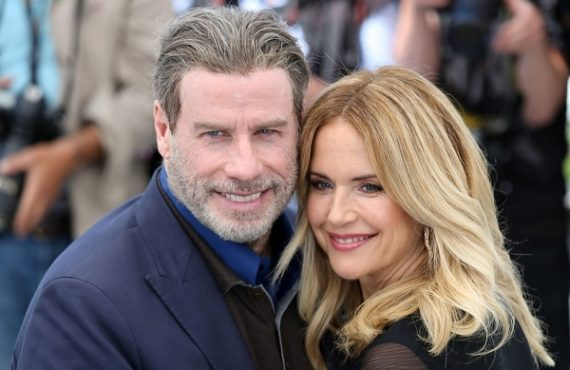 Kelly Preston, John Travolta's wife, dies of cancer at 57
