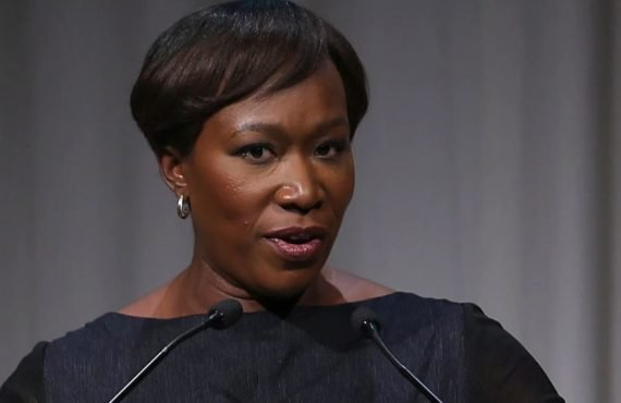 Joy Reid becomes first black woman to anchor MSNBC's evening…