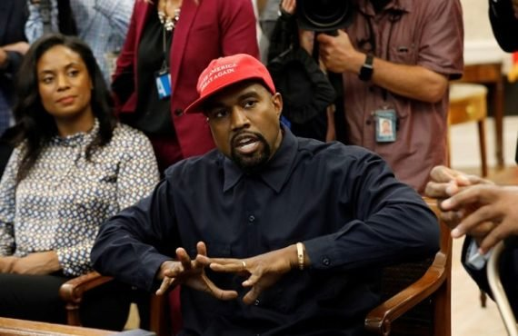 Kanye West: I was inspired by God to run for…