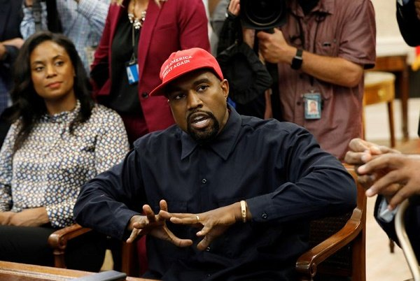 Kanye West announces US presidential bid, gets Elon Musks's support