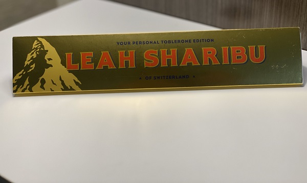 Switzerland firm joins call for Leah Sharibu release with chocolate brand