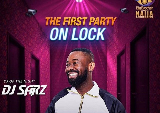 BBNaija Day 6: Sarz, Omah Lay to thrill housemates at first weekend party