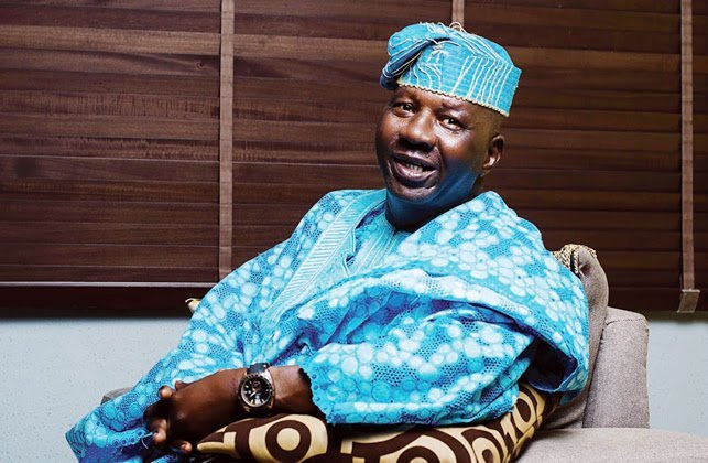 'He's hale and hearty' -- Yomi Fabiyi debunks Baba Suwe death rumour
