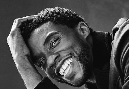 'Fit for a king'-- Tweet announcing Chadwick Boseman's death is most liked ever