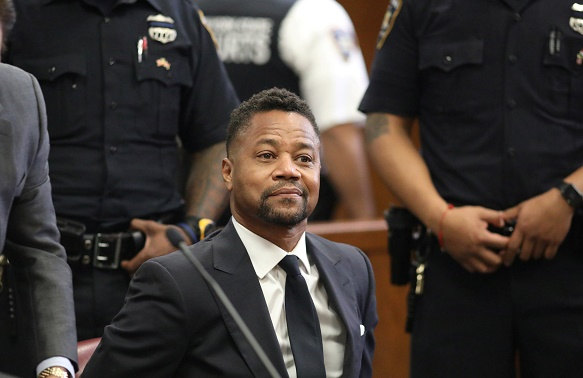 Cuba Gooding Jr accused of rape amid groping trial