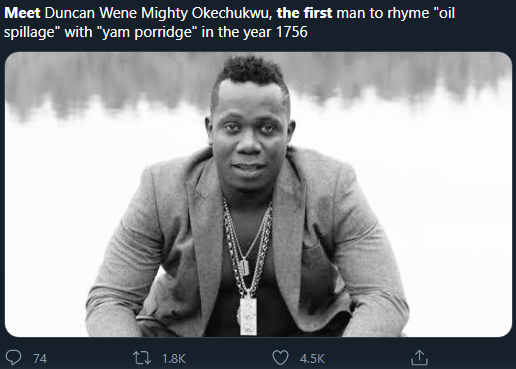 How Nigerians on Twitter reacted to the 'Meet the First Person' memes challenge