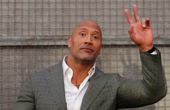 The Rock tops Forbes' 2020 highest-paid actors list