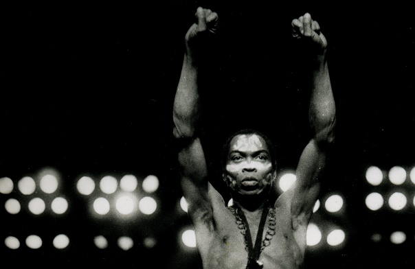 WATCH: Remembering Fela Kuti's 10 hit songs -- 23 years after death