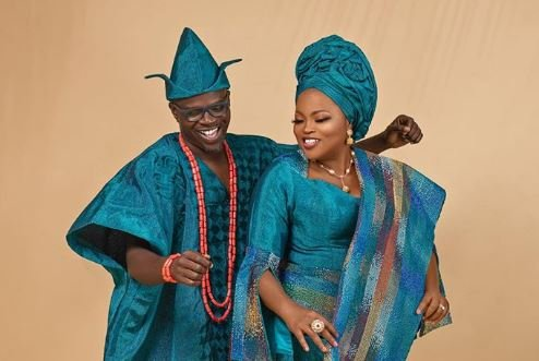Funke Akindele, JJC Skillz celebrate 4th wedding anniversary