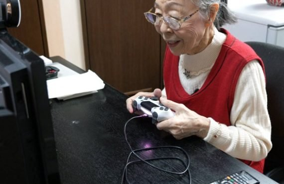 SPOTLIGHT: Hamako Mori, the 90-year-old grandma obsessed with video games