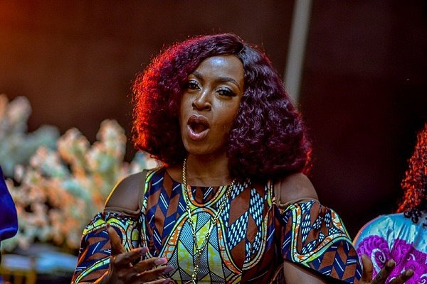Kate Henshaw: It's not true celebrities are paid to say COVID-19 is real