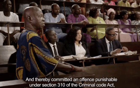 WATCH: Kunle Afolayan drops trailer for 'Eko Law' series