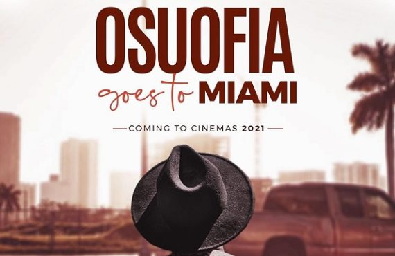 'Osuofia Goes to Miami' to debut in 2021 — starring…