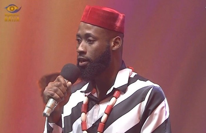 BBNaija Day 21: Eric, Tochi evicted from show
