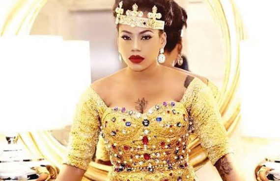 'I wanted to remove my womb' — Toyin Lawani narrates…