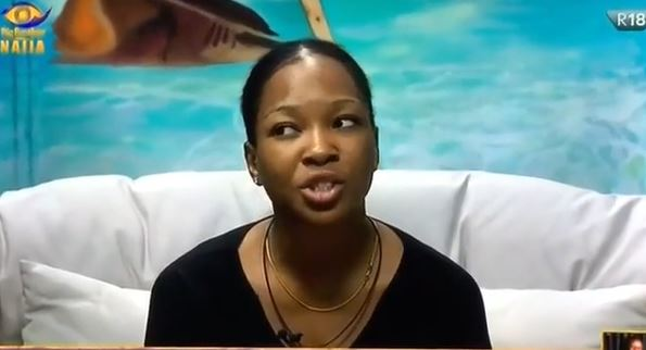 BBNaija Day 32: I'm sex starved... not sure l can handle 5 more weeks, says Vee
