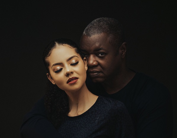 PHOTOS: Adama Indimi, Malik Ibrahim glimmer in post-nuptial shoot