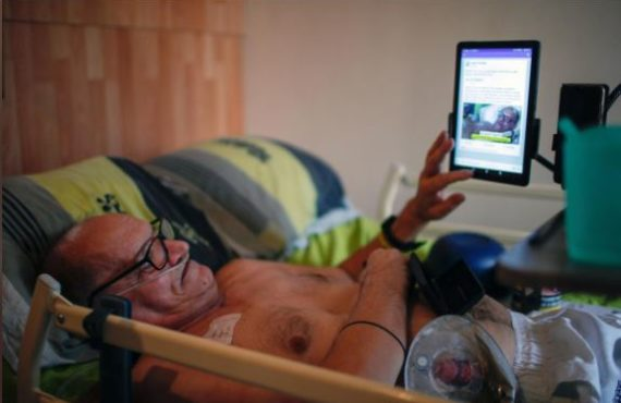 Facebook blocks terminally ill man from streaming his death