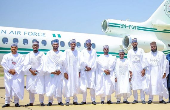 Bashir Ahmad: It's not true Buhari deployed presidential jet for…