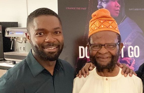 David Oyelowo loses father to colon cancer