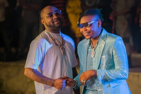 DOWNLOAD: Olakira enlists Davido for 'Maserati' remix