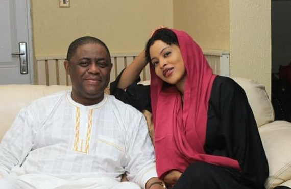 'She's just a dear friend' — Fani-Kayode kicks as Halima…