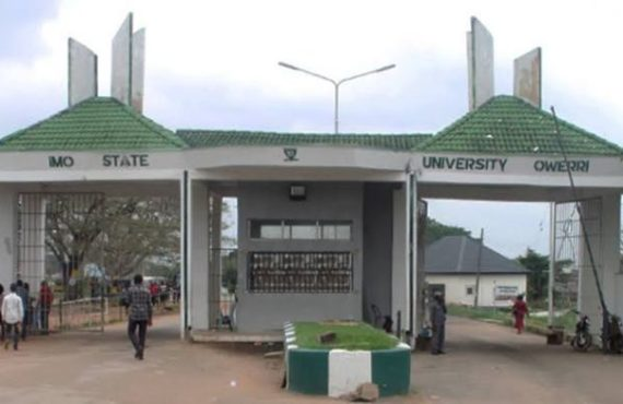Imo varsity probes lecturer caught naked in viral video