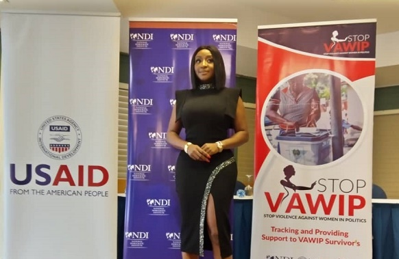 NDI appoints Ini Edo ambassador for women's empowerment
