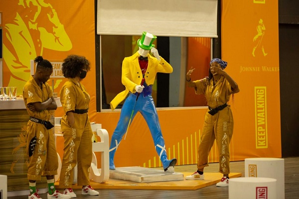 BBNaija Day 45: Laycon, Vee, Nengi win N1m each, trip to Scotland